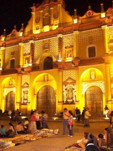 Cattedrale di San Cristóbal de Las Casas. Foto: O.B.
